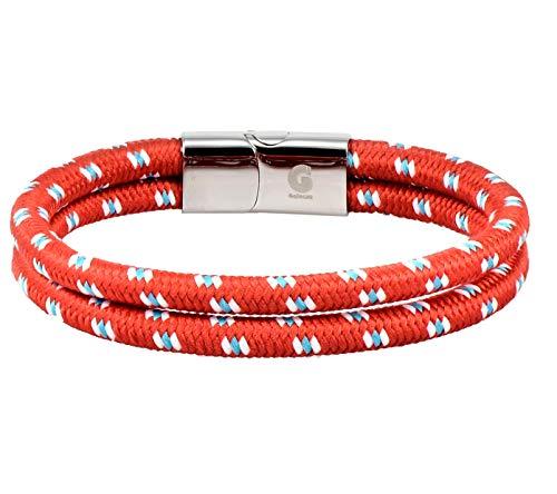Galeara design Pulsera Nautica de Cuerda - Trenzada para Hombre y Mujer Noa