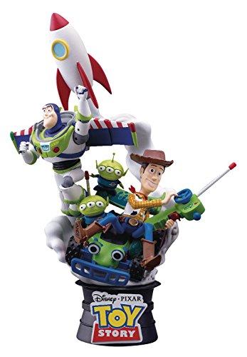 Beast Kingdom Toys Toy Story D-Select PVC Diorama 15 cm Disney Dioramas