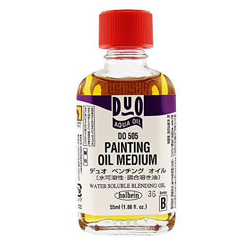 Holbein Duo Aqua Painting Oil Medium 55 ml