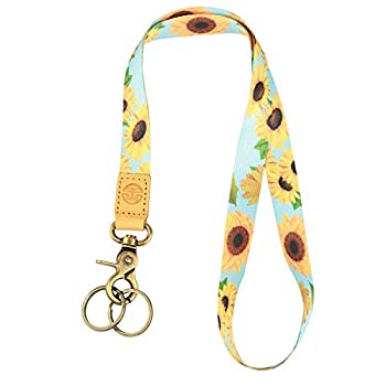 Best lanyard with key ring Reviews