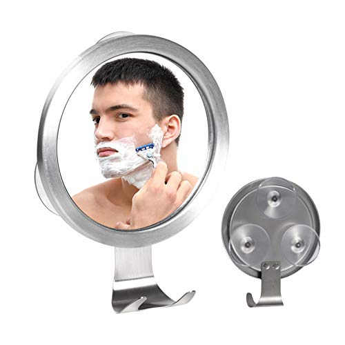 Fogless Shower Mirror, Fogless Shaving Mirror, Fog Free shaving mirror with...