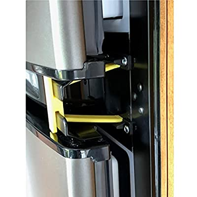 Refrigerator Airing Device - No Mold Door Holder Compatible with Norcold RV Refrigerator Door Prop Clips to Prevent Build Up and Odor