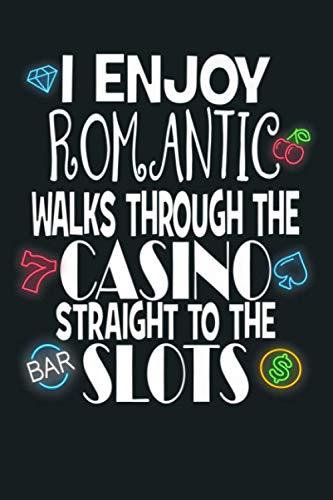 Funny Slot Machine Casino Gambling Vegas Lovers Gift Idea Premium: Notebook Planner...