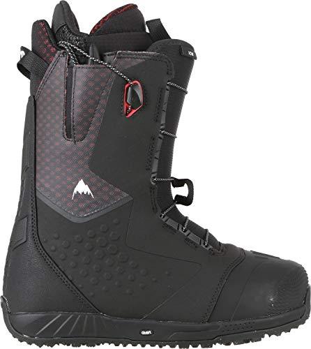 Burton Ion Snowboard Boots Mens Sz 10 Black/Red