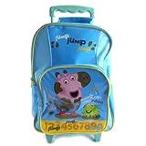 Peppa Pig PIG141498/1 George Trolley pour Enfant Bleu