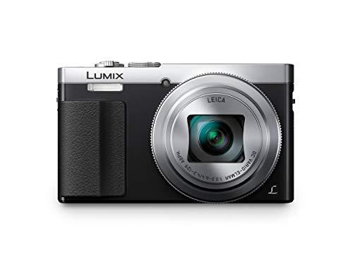 Panasonic DMC-TZ71EG-S Lumix Kompaktkamera (12,1 Megapixel, 30-fach opt. Zoom, 7,6 cm (3 Zoll) LCD-Display, Full HD, WiFi, USB 2.0) silber (Generalüberholt)
