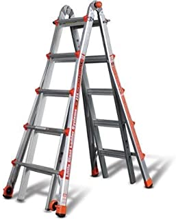Little Giant Alta One Type 1 Model 22' Ladder, Lightweight and Portable