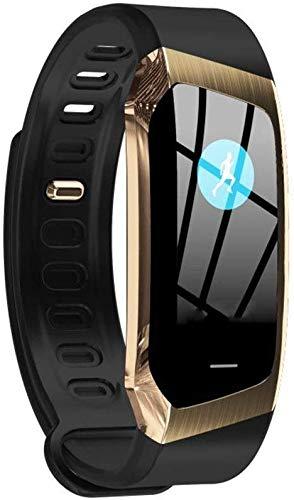 Fitness Tracker Horloge met hartslagmeter, slaapmonitor, smartwatch, stappenteller, calorieënteller, multitrainingsmodi, 5 kleuren