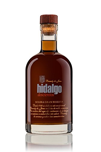 Hidalgo 200 Brandis y aguardientes - 700 ml