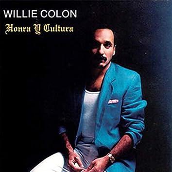 Willie Colon Honra y Cultura