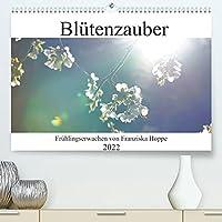 Bluetenzauber (Premium, hochwertiger DIN A2 Wandkalender 2022, Kunstdruck in Hochglanz): Wunderschoene Fruehlingsblumen und Obstblueten, die bezaubern. (Monatskalender, 14 Seiten )