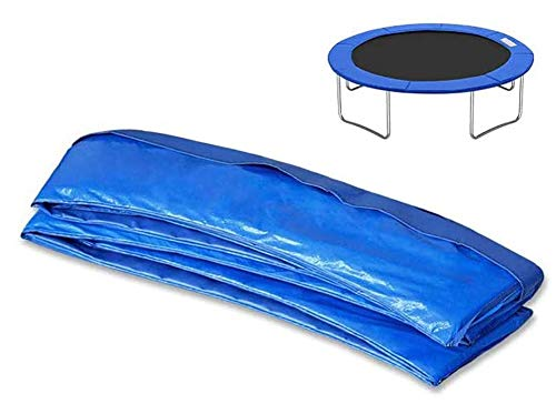 LCAZR Trampoline Replacement Safety Pad Spring Cover, Universal Replacement Trampoline Surround Pad, Long Lasting Trampoline Edge Cover,8FT