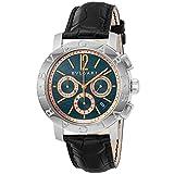 ブルガリ 腕時計 ブルガリブルガリ BB42C3SLDCH メンズ ブラック 並行輸入品