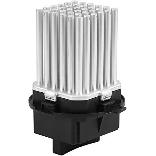 Lyjun Resistor de Motor de sopladores, 6441.S7 STEYER STOWER Motor ASISTOR SESIOR Ajuste para Peugeot 307 407 FIT para Citroen C3 C4 C5 C6 6441S7 (Color : Black)