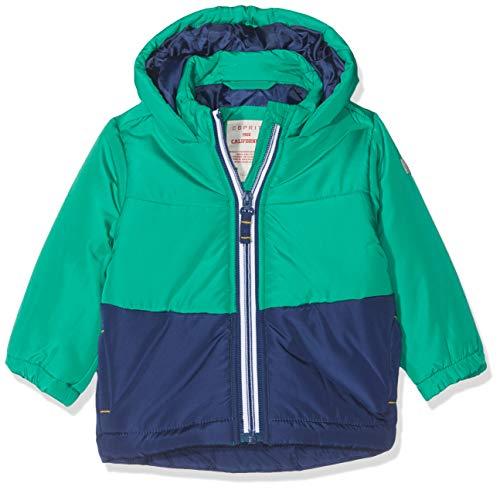 ESPRIT KIDS Baby-Jungen Rp4200207 Outdoor Jacket Jacke, Grün (Mid Green 541), (Herstellergröße: 80)