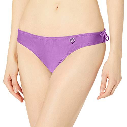 Body Glove Damen Smoothies Alexa Cheeky Coverage Bikini Bottom Swimsuit Bikinihose, Borealis, Small