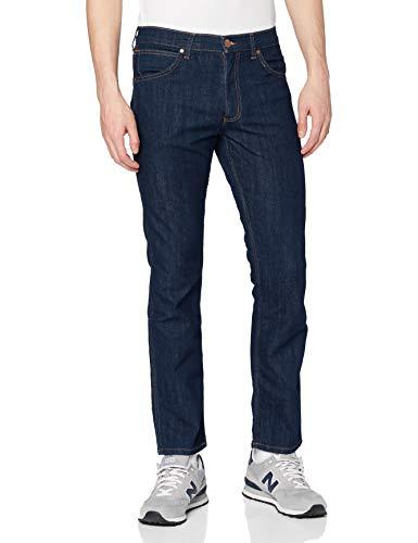 Wrangler Herren Greensboro Regular Jeans, Blau (Ocean Squall 55z), W34/L32