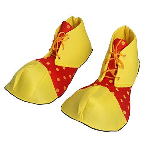 Zapatos De Payaso  marca KESYOO