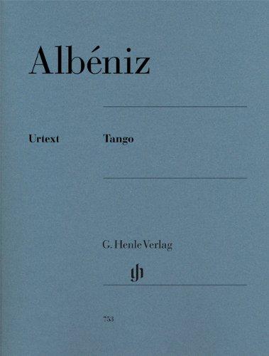 Tango für Klavier