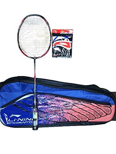 Li-Ning TURBO X 90-II (AYPM088-4) Unstrung Badminton Racquet...