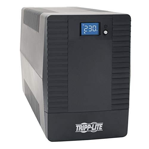 A linea interattiva 1500 VA 900 W 8 presa UPS Tripp Lite SMX1500LCD gruppo di continuit/à e AC
