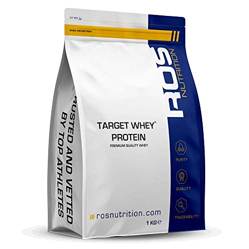Whey Protein Powder | ROS Nutrition | Unflavoured | 1 Kg |