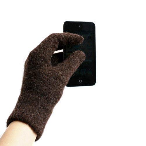 System-S handschoenen voor touchscreen apparaten smartphone mobiele telefoon, tablet, phablet, speciale handschoenen voor iPod Touch, iPhone, iPad voor Android Samsung S2, S3, S4, S5