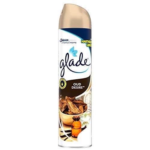 Glade (Brise) Duftspray, Oud Desire, Lufterfrischer Raumspray, 6er Pack (6 x 300 ml)