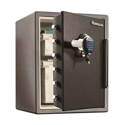 SentrySafe SFW205GQC Fireproof and Waterproof Safe