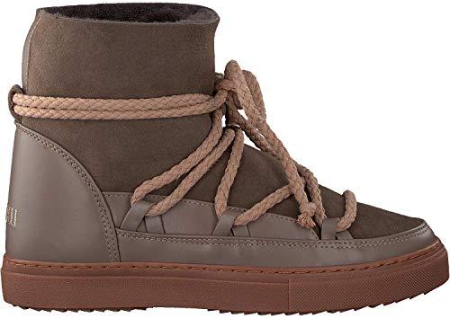 INUIKII Ankle Boots Classic Taupe Damen - 38 EU
