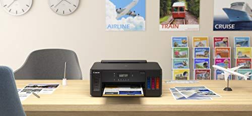 Canon PIXMA G5020 Wireless MegaTank Single Function SuperTank Printer | Mobile & Auto 2-Sided Printing Photo #12