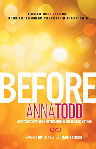 Before (Volume 5) (The After Series, Band 5)