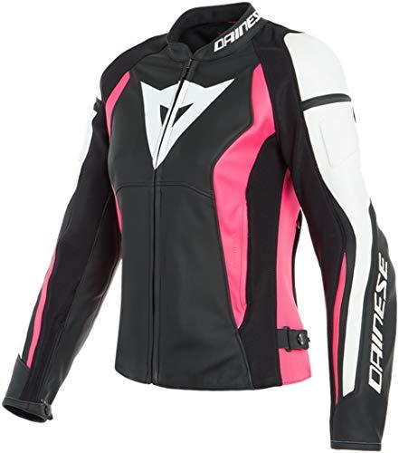 Dainese Nexus - Chaqueta de piel para moto para mujer