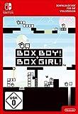 BOXBOY! + BOXGIRL! | Switch - Download Code