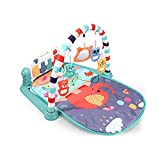 Gym Play Mat Piano OzzieProBaby&Co Large Baby Play Mat Kick and Play Piano