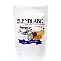 ふくちゃ ブレンドラボ フレーバーティー 岡山紅茶 30包 (トロピカルフルーツ)