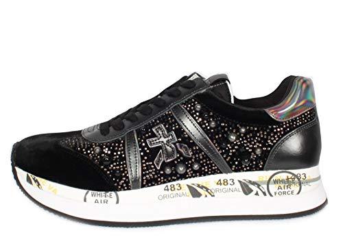 Sneakers PREMIATA Donna PREMIATA cod.CONNY NERO SIZE:37 EU