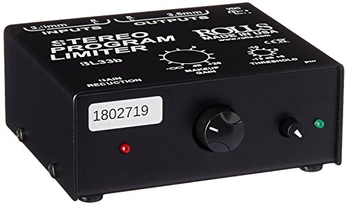 rolls Stereo Program Limiter (SL33B). Buy it now for 63.00