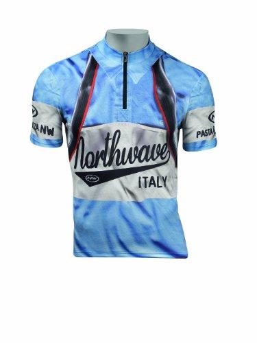 Northwave 89121089-21 - Maillot de ciclismo, talla M