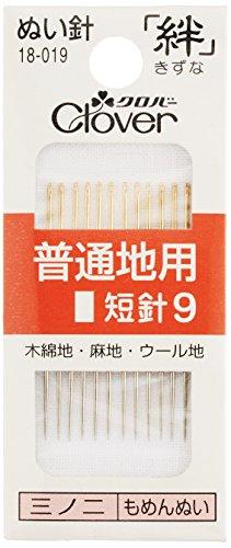 クロバー クロバー クロバー クロバー クロバー 絆 普通地用 短針9 18-019