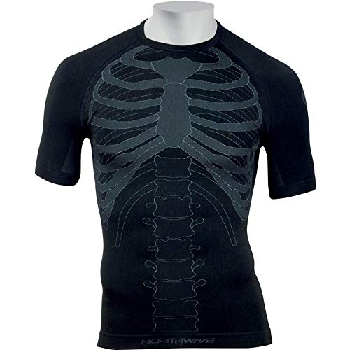 Camiseta Manga Corta Northwave Body Fit - Talla: S-M