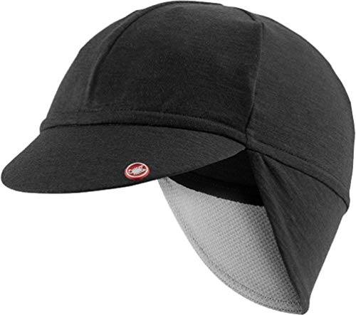 CA5W0|#Castelli Bandito cap, Borraccia Unisex – Adulto, Light Black, Uni