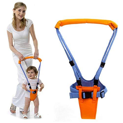 Baby Gehhilfe Lauflernhilfe, Baby Laufgeschirr, Kleinkind Gehhilfe, Sicherheitsgeschirr für Neugeborene und Mütter, Baby Stehen Gehen Lernen Helfer Walker Sicherheitsleinen für Baby Kleinkind Kind