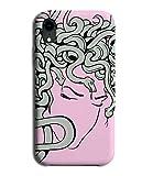 Medusa Coque Housse Etui Case Cover Pour Sony Xperia XA Ultra Motif Tête de Serpent Femme Cheveux...