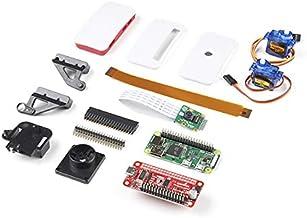 SparkFun Raspberry Pi Zero W Camera Kit - Includes All The Pieces You Need to Assemble and Program IoT Raspberry Pi Zero C...
