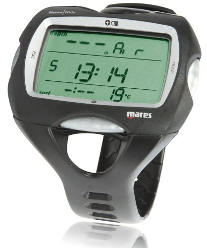 mares dive watches Mares Nemo Wide Dive Computer-AS-ONE