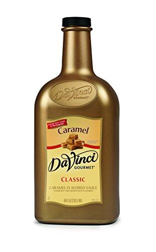 DaVinci Gourmet Sauce, Caramel, 64 Ounce...