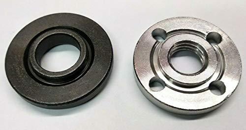 Adaptador de brida 22,23 con tornillo M14 para amoladora angular Bosch Flex 115, 125, 230