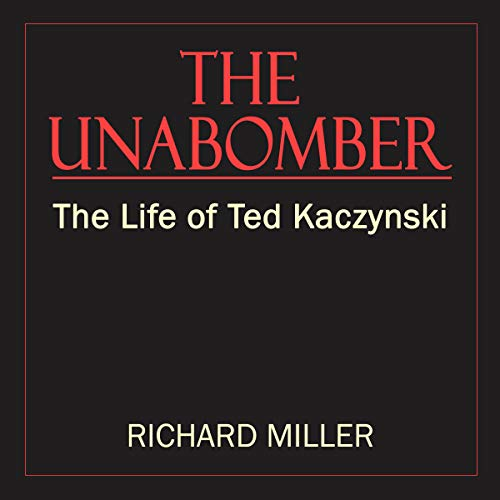 The Unabomber audiobook cover art