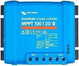 Victron SmartSolar MPPT 100|20 Solar Charge Controller - 100V, 20A